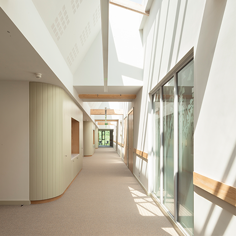 St David's Hospice, KKE Architects