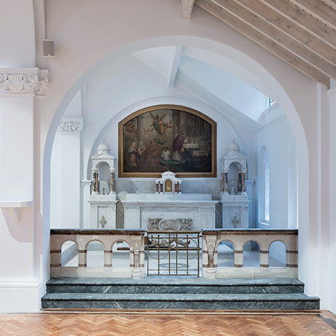 Refurbishment of St. Augustine's Church, Roz Barr Architects