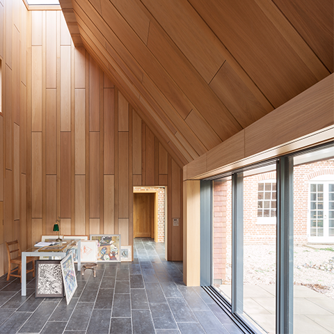Downs House, James Gorst Architects