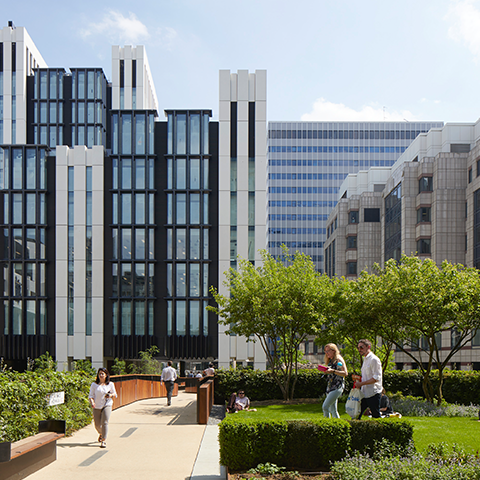 London Wall Place, Make Architects