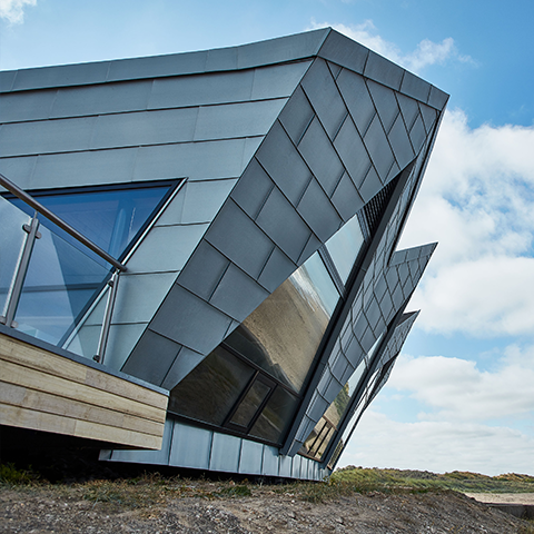 Chapel Point - North Sea Observatory, Kier Design and Business Services