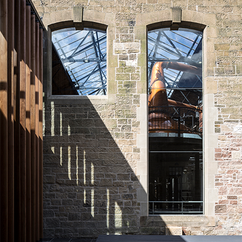 The Borders Distillery, Gray Macpherson Architects
