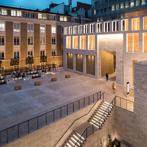 Wilkins Terrace, Levitt Bernstein