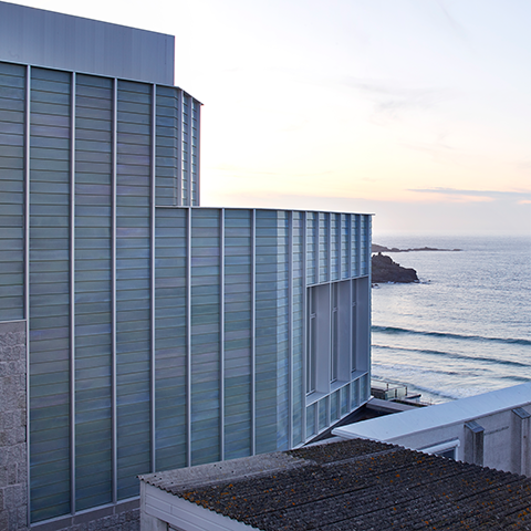 New Tate St Ives, Jamie Fobert Architects