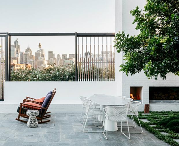 Residential Winner: SJB, Cleveland Rooftop, Sydney, Australia