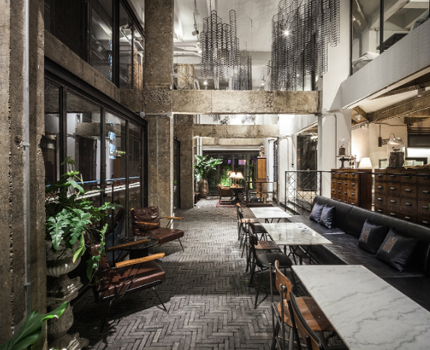 Hotels Winner: Hypothesis, Ir-On Hotel, Bangkok, Thailand
