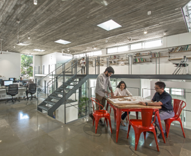 Offices Highly Commended: KSM Architecture, Architecture & Design Studio, Chennai, India