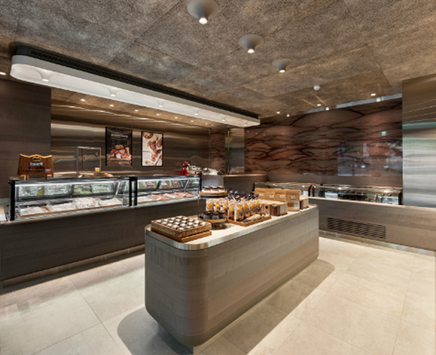 Retail Winner: WZWX Architecture Group, ROU by T HAM Concept Store, Taipei, Taiwan