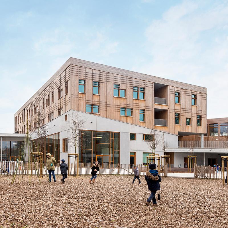 House Completed Buildings Winner: David Leech Architects - A house in a garden - 81 Hollybrook Grove, Dublin, Ireland